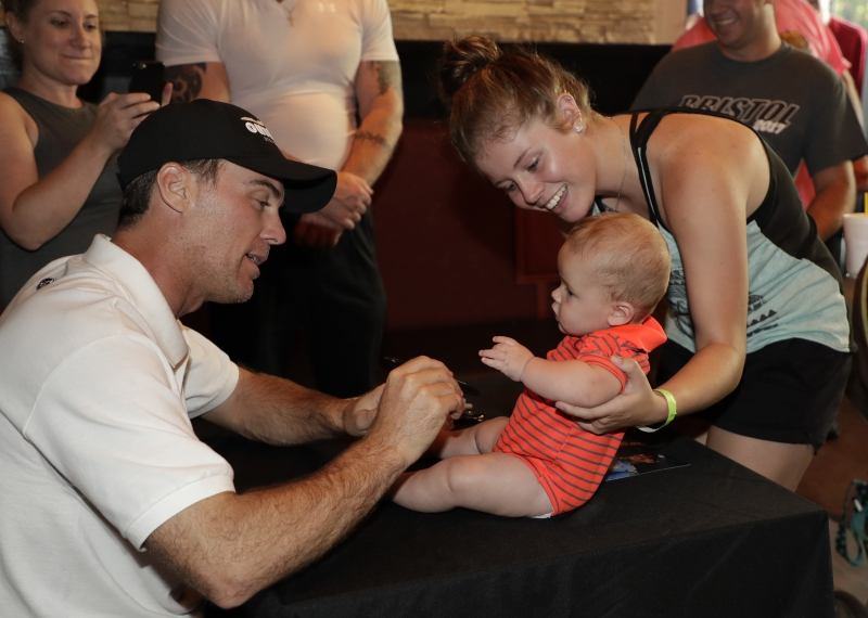 meet and greet kevin harvick twitter